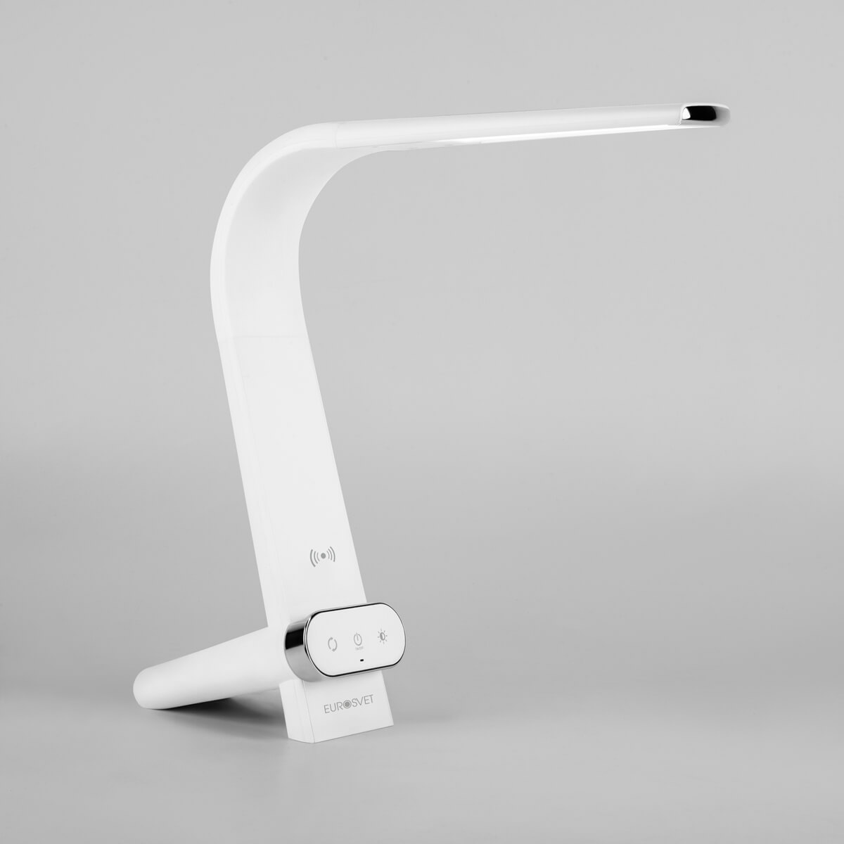 Настольная лампа Eurosvet 80427/1 белый Upgrade (Сенсорное управление)
