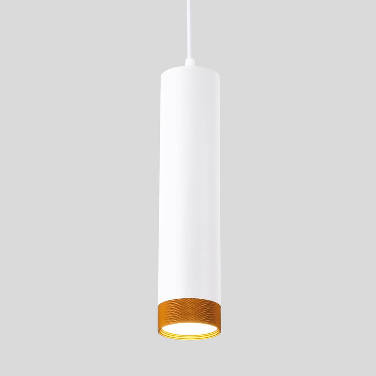 Светильник Eurosvet 50164/1 LED белый/золото Tony фото