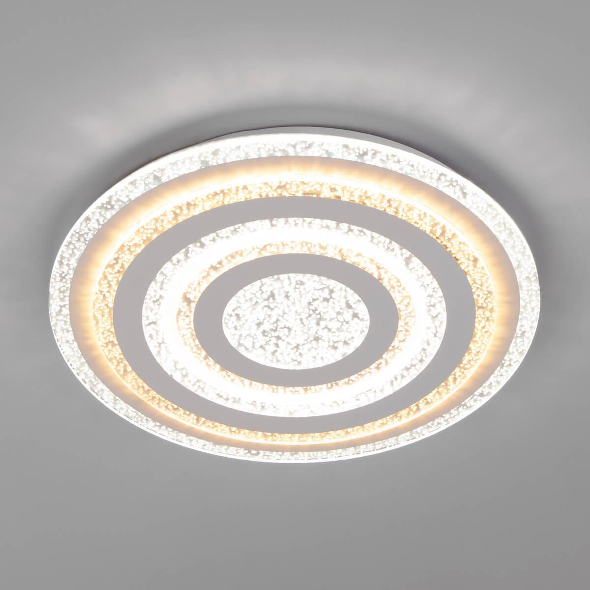 Светильник Eurosvet 90161/1 белый Puff