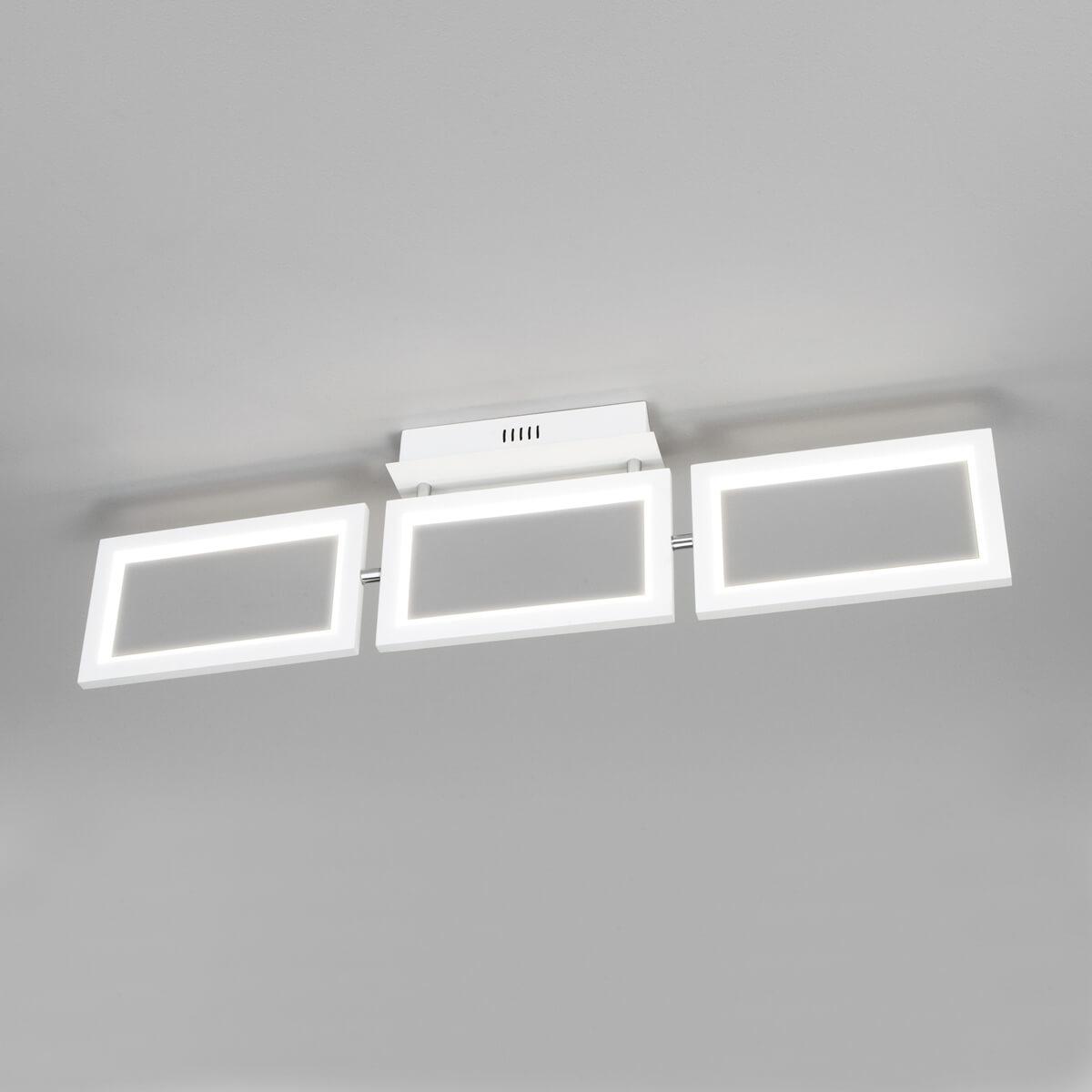Фото - Светильник Eurosvet 90223/3 белый Maya светильник eurosvet 90095 10 белый begonia