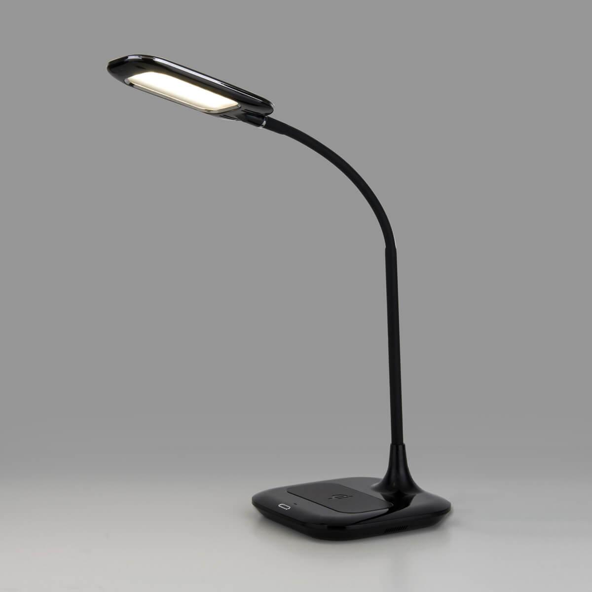 Настольная лампа Eurosvet 80419/1 черный Effi (Сенсорное управление)