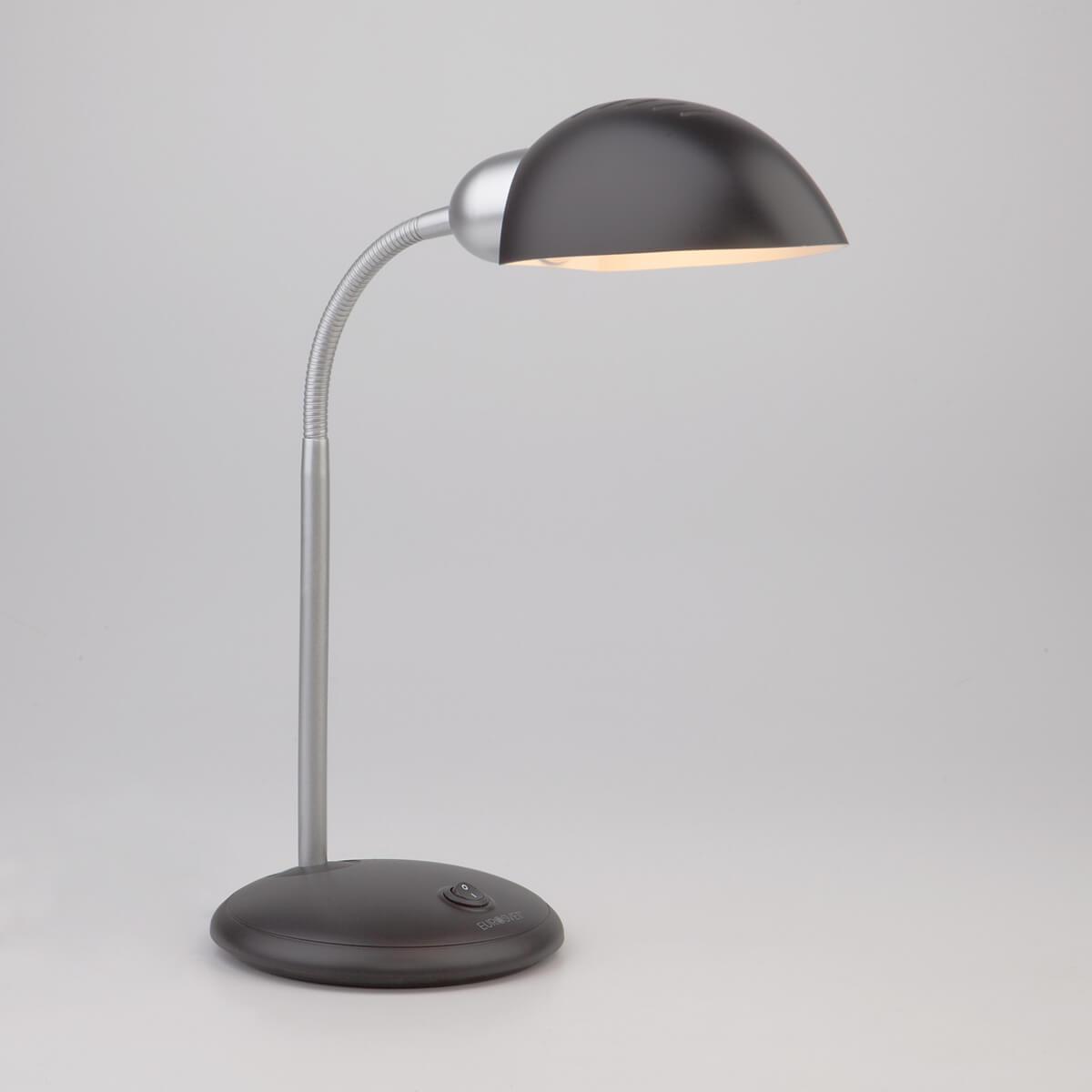 Настольная лампа Eurosvet 1926 черный 1926 настольная лампа eurosvet 1926 серебристый 1926