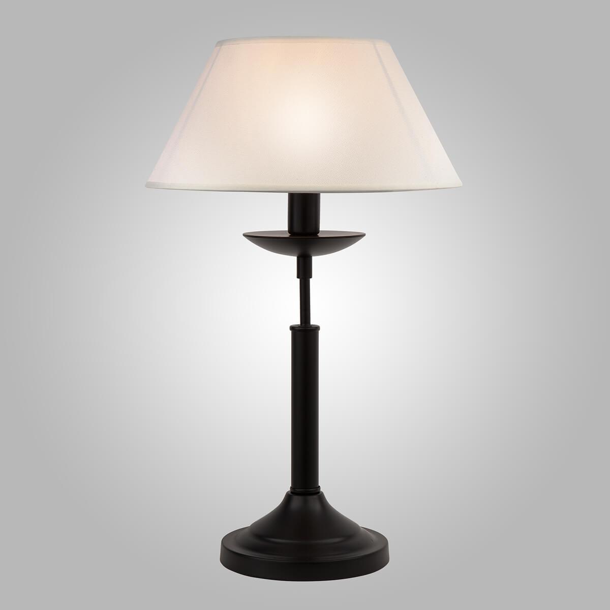 Настольная лампа Eurosvet 01010/1 черный Hotel Black
