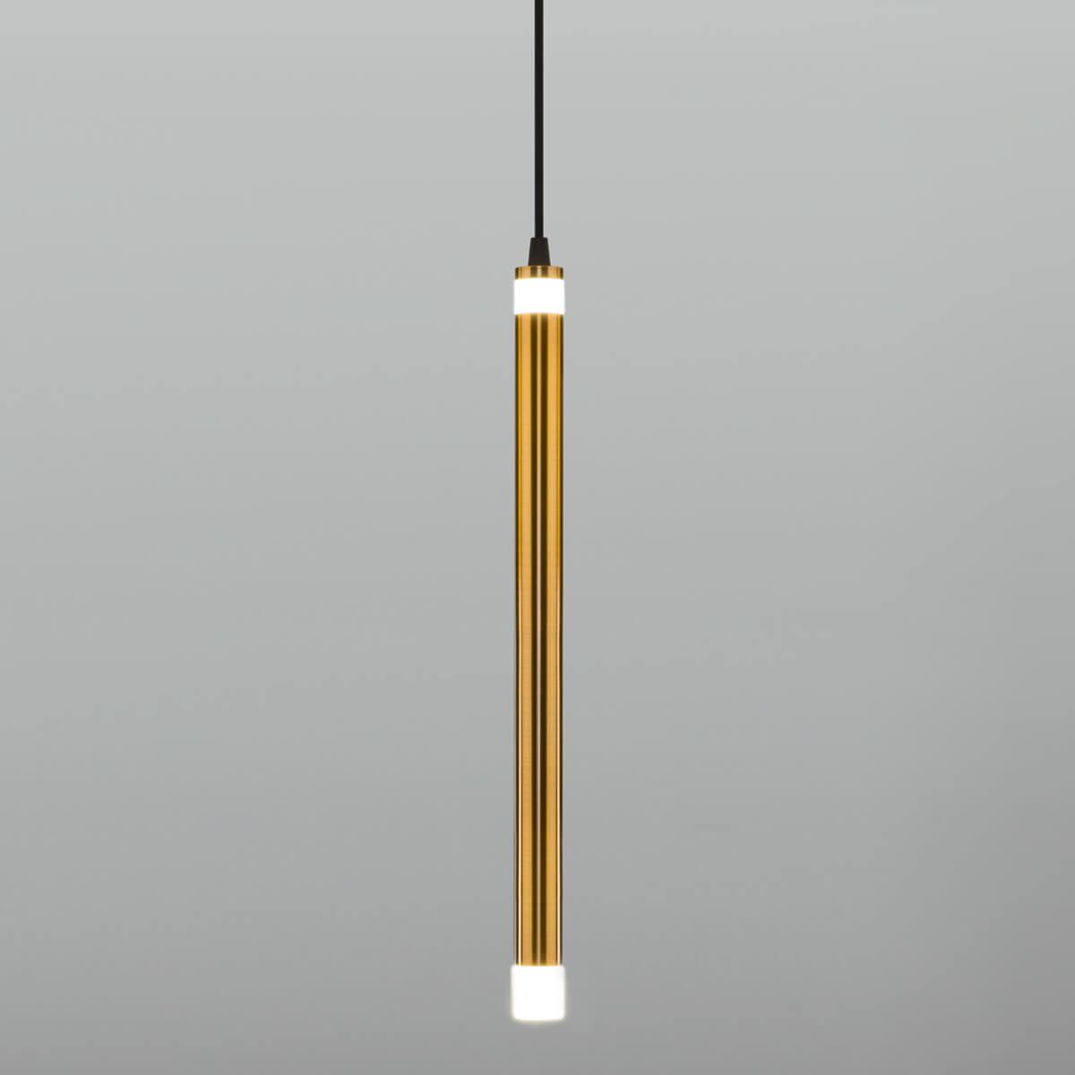 Светильник Eurosvet 50133/1 LED бронза Maestro люстра евросвет maestro 50133 5 led бронза 40w