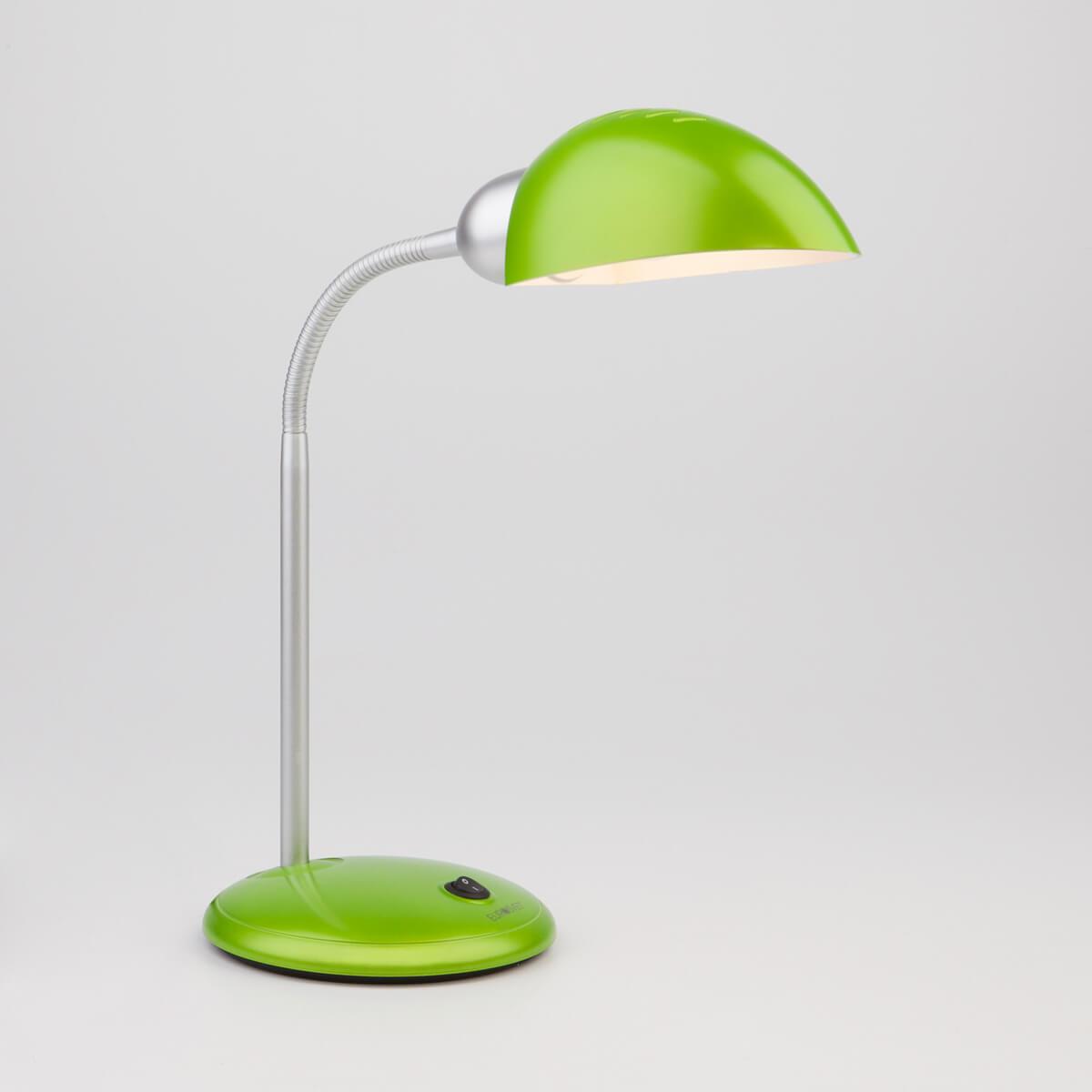 Настольная лампа Eurosvet 1926 зеленый 1926 настольная лампа eurosvet 1926 серебристый 1926