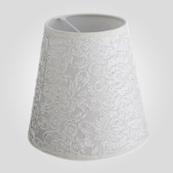 Абажур Eurosvet 10307 жемчужно-белый цена