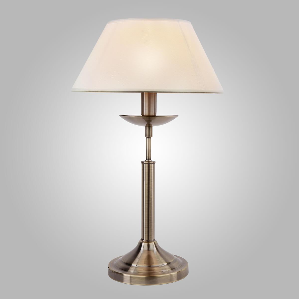 Настольная лампа Eurosvet 01010/1 античная бронза Hotel Bronze
