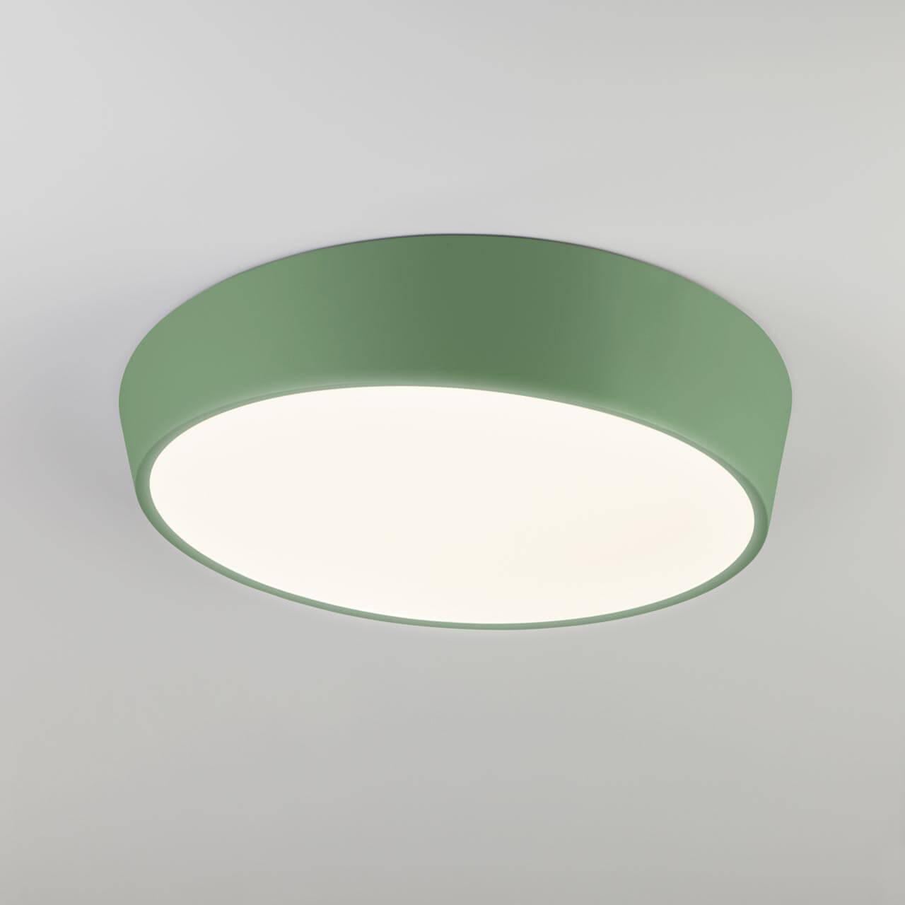 Светильник Eurosvet 90113/1 зеленый Visual