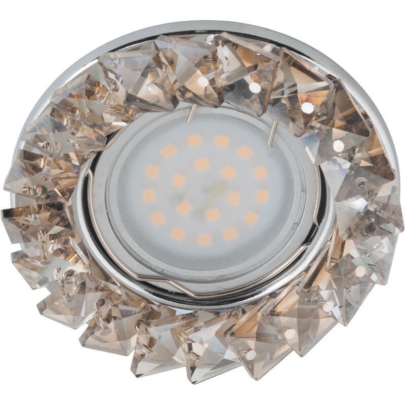 цены на Встраиваемый светильник Fametto Peonia DLS-P116-2001 в интернет-магазинах