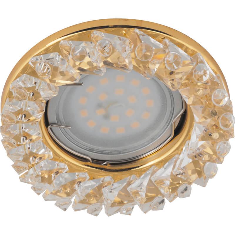 Светильник Fametto DLS-P121-2001 Peonia светильник fametto dls l127 2001 luciole chrome glass