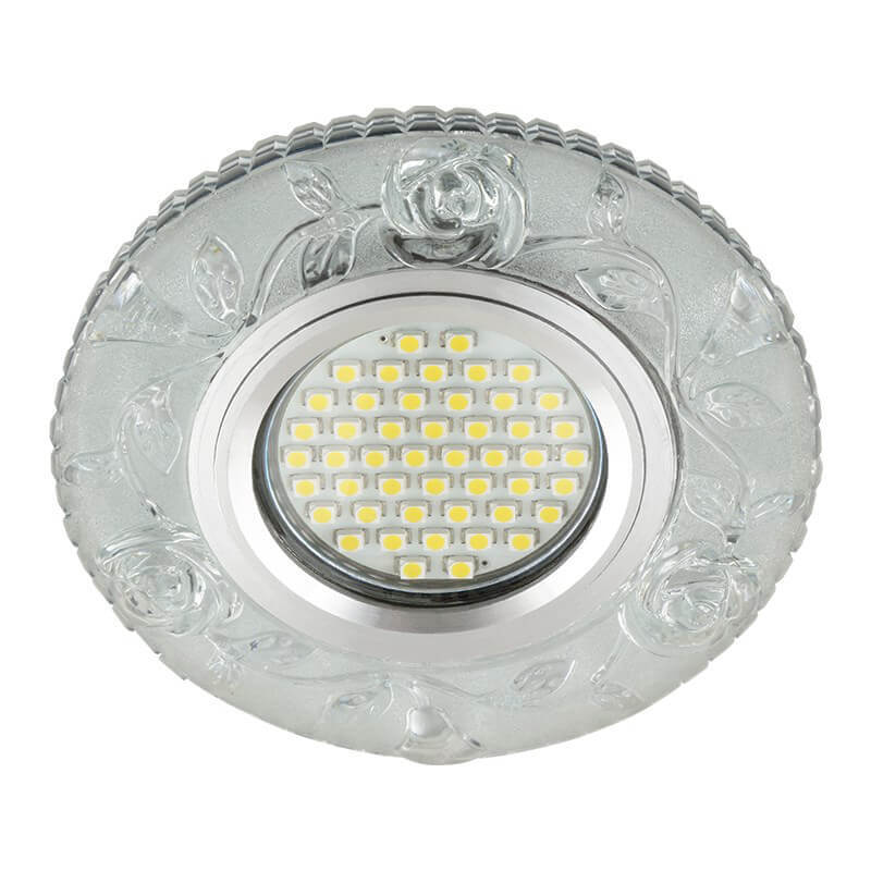 Светильник Fametto DLS-L150 Gu5.3 Glassy/Clear Luciole 150