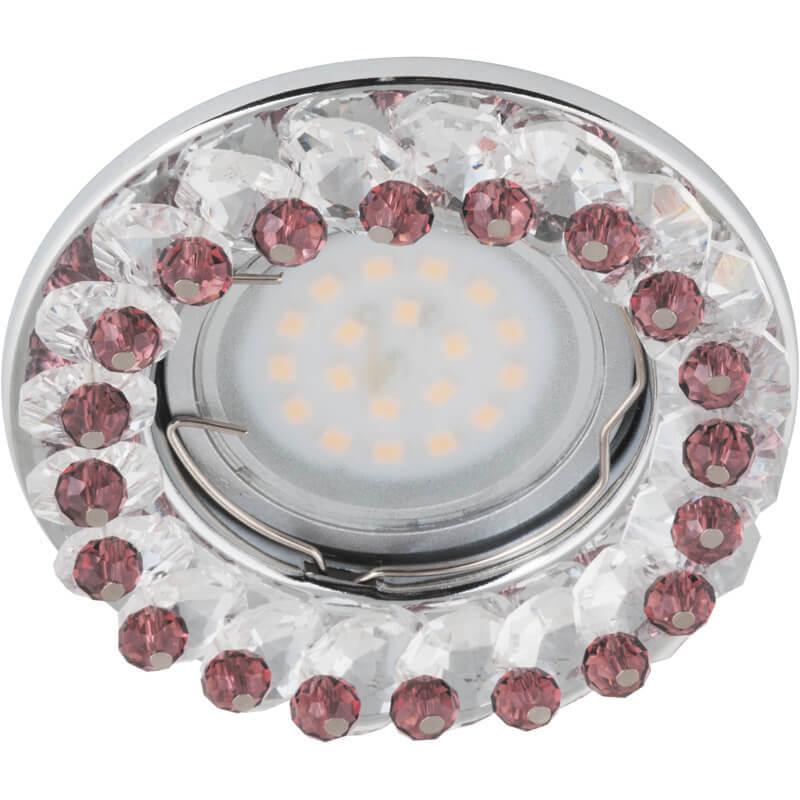 Светильник Fametto DLS-P115-2001 Peonia светильник fametto dls l127 2001 luciole chrome glass