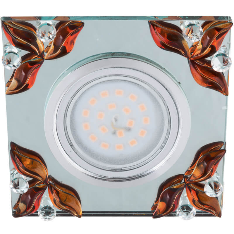 Светильник Fametto DLS-P109-2001 Peonia светильник fametto dls p103 2001 peonia