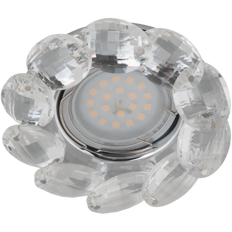 Светильник Fametto DLS-P114-2001 Peonia 114 светильник fametto dls l127 2001 luciole chrome glass