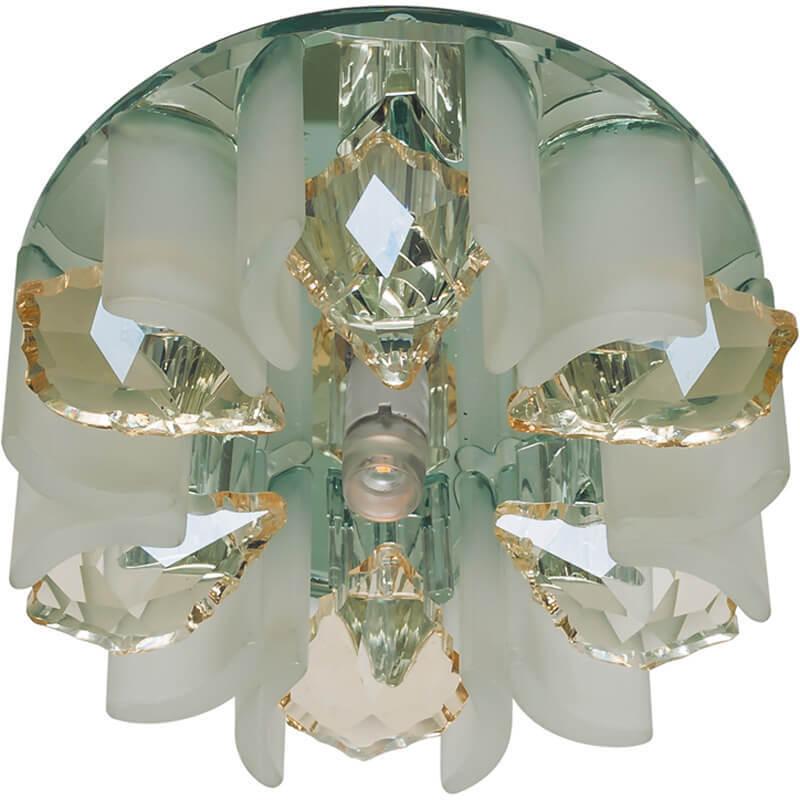 цена на Встраиваемый светильник Fametto Fiore DLS-F120-3001