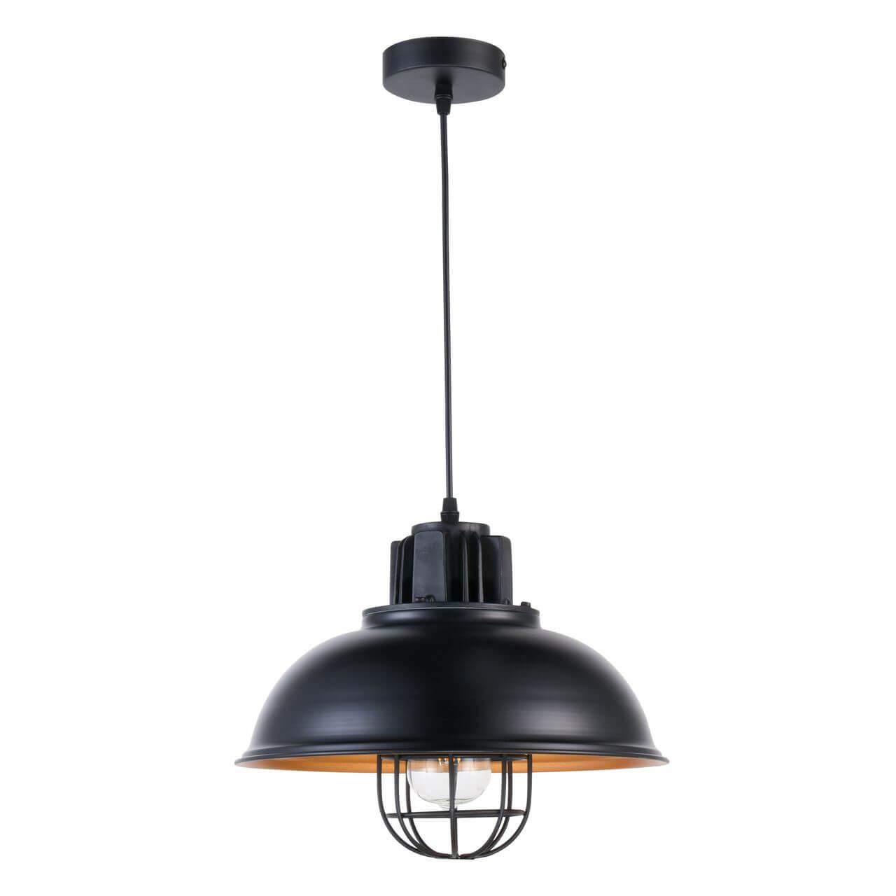 Светильник Fametto DLC-V304 E27 Black Vintage