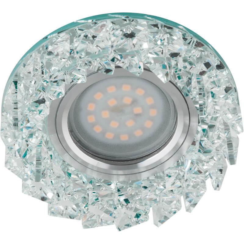 Светильник Fametto DLS-P108-2001 Peonia светильник fametto dls l127 2001 luciole chrome glass