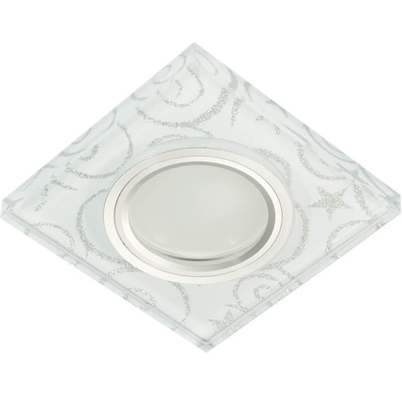 Светильник Fametto DLS-L203-2001 Luciole 202 светильник fametto dls l127 2001 luciole chrome glass