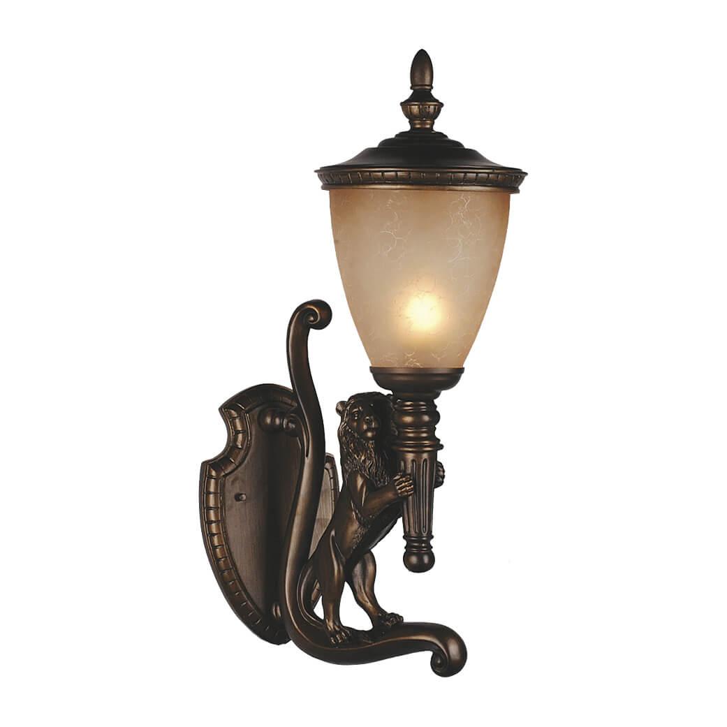 Уличный настенный светильник Favourite Guards 1337-1W favourite уличный настенный светильник favourite guards 1337 1wl