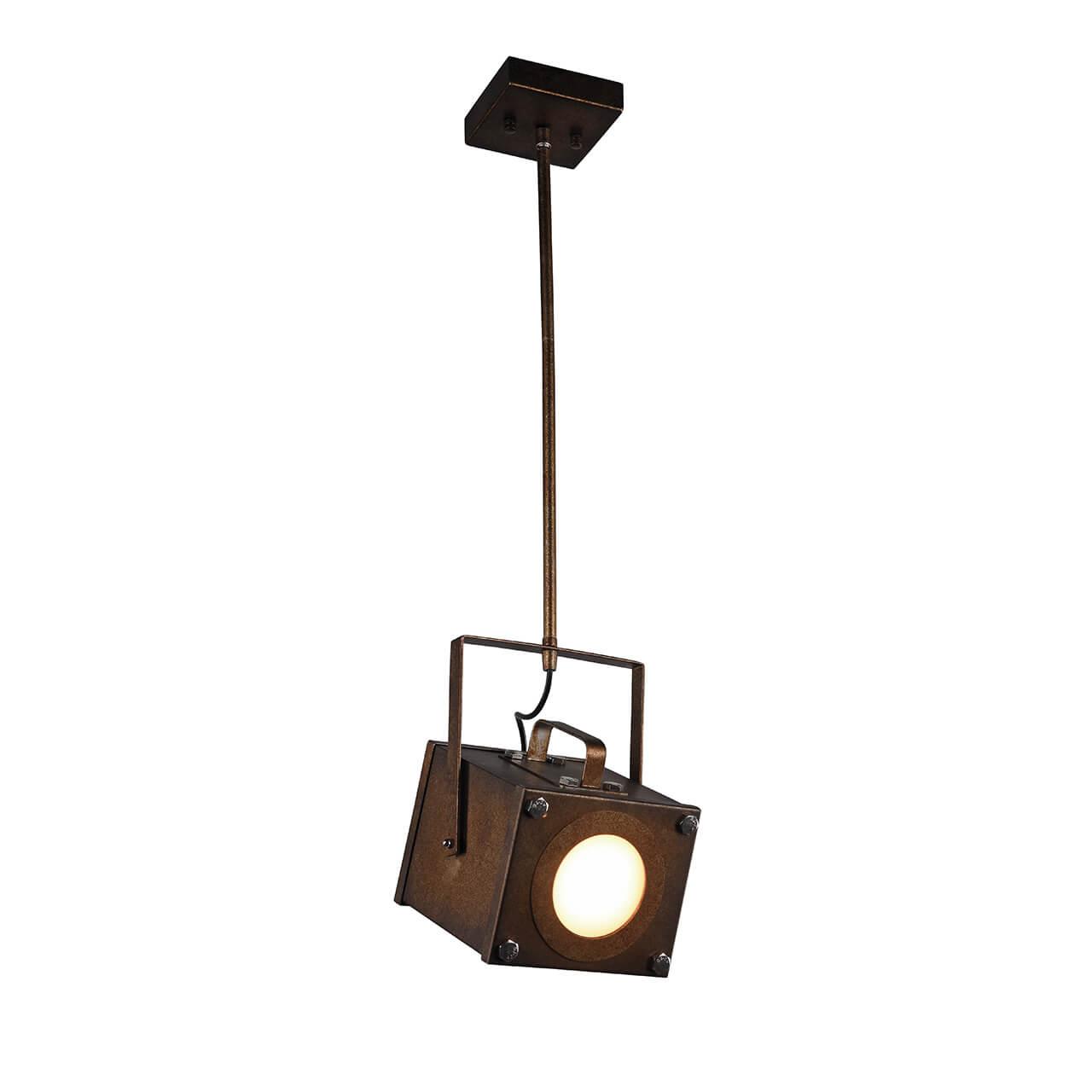 купить Подвесной светодиодный светильник Favourite Foco 2037-1U дешево