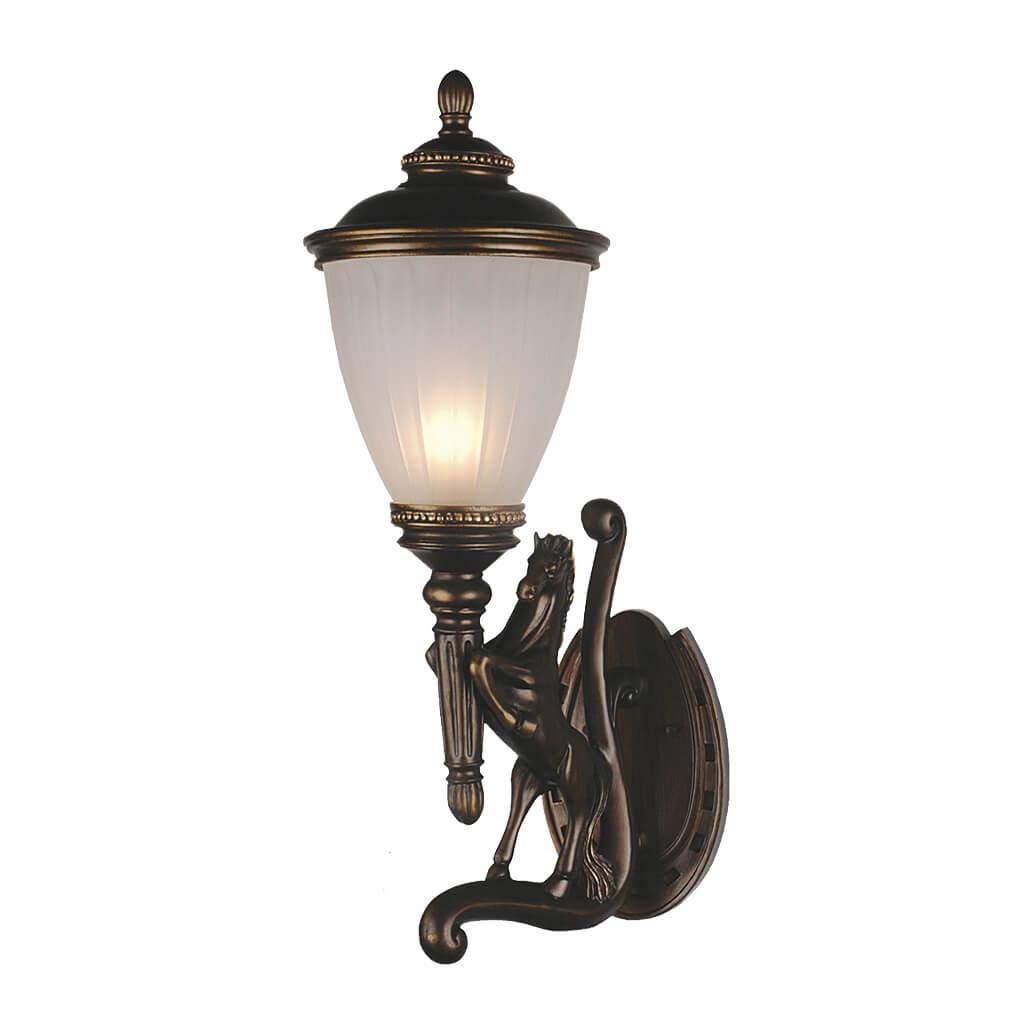 Уличный настенный светильник Favourite Guards 1334-1WL favourite уличный настенный светильник favourite guards 1337 1wl
