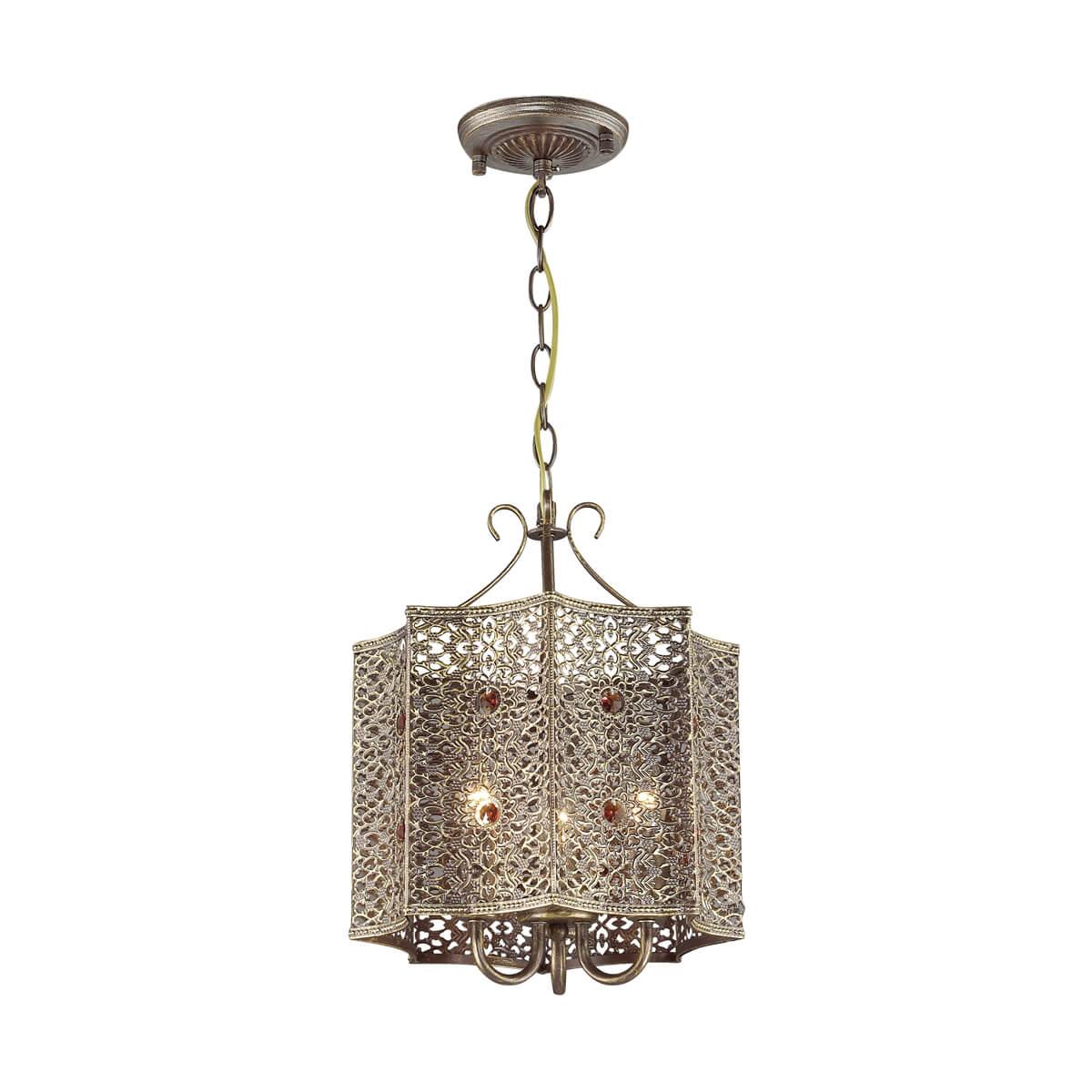 Подвесная люстра Favourite Bazar 1624-3P накладной светильник bazar 1624 1w