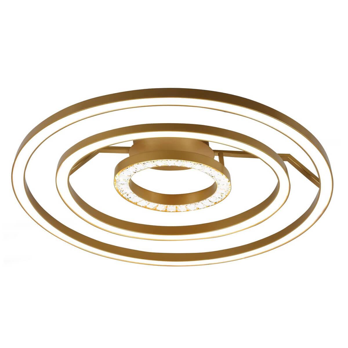 все цены на Потолочный светодиодный светильник Favourite Sanori 2546-3U онлайн