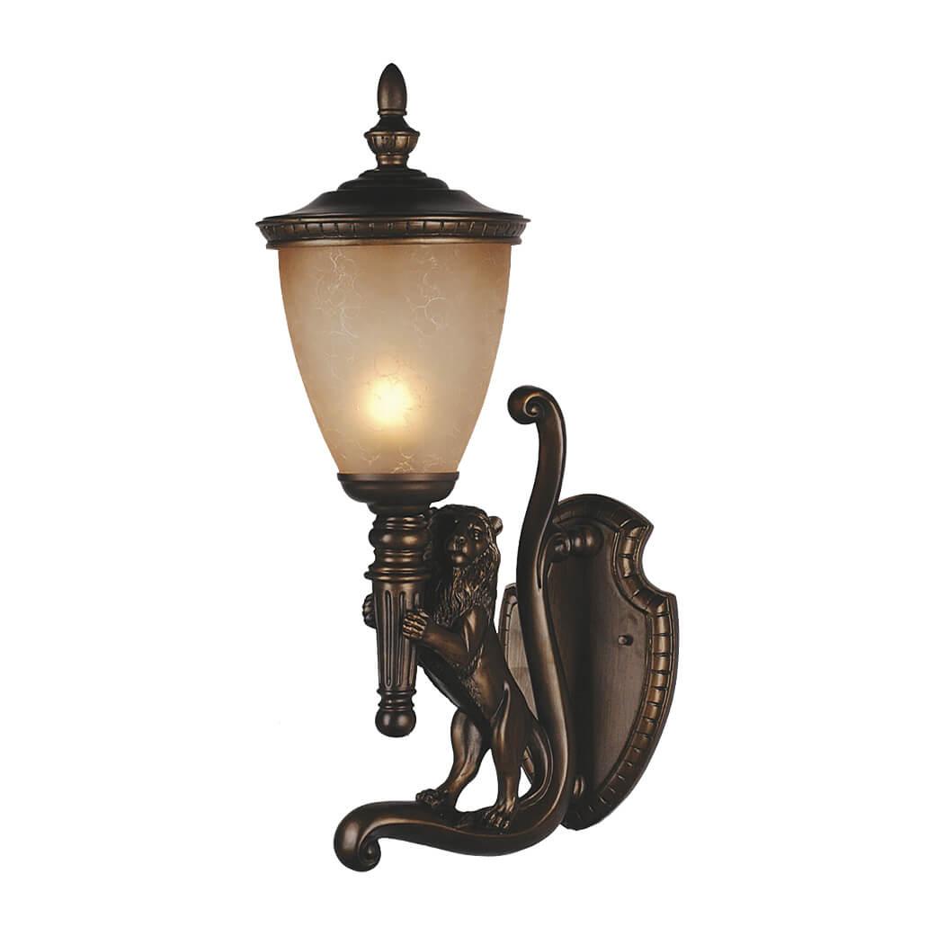 Уличный настенный светильник Favourite Guards 1337-1WL favourite уличный настенный светильник favourite guards 1337 1wl