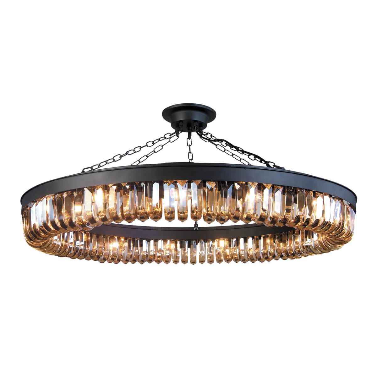 Подвесной светильник Favourite Amber 1657-15P цена в Москве и Питере