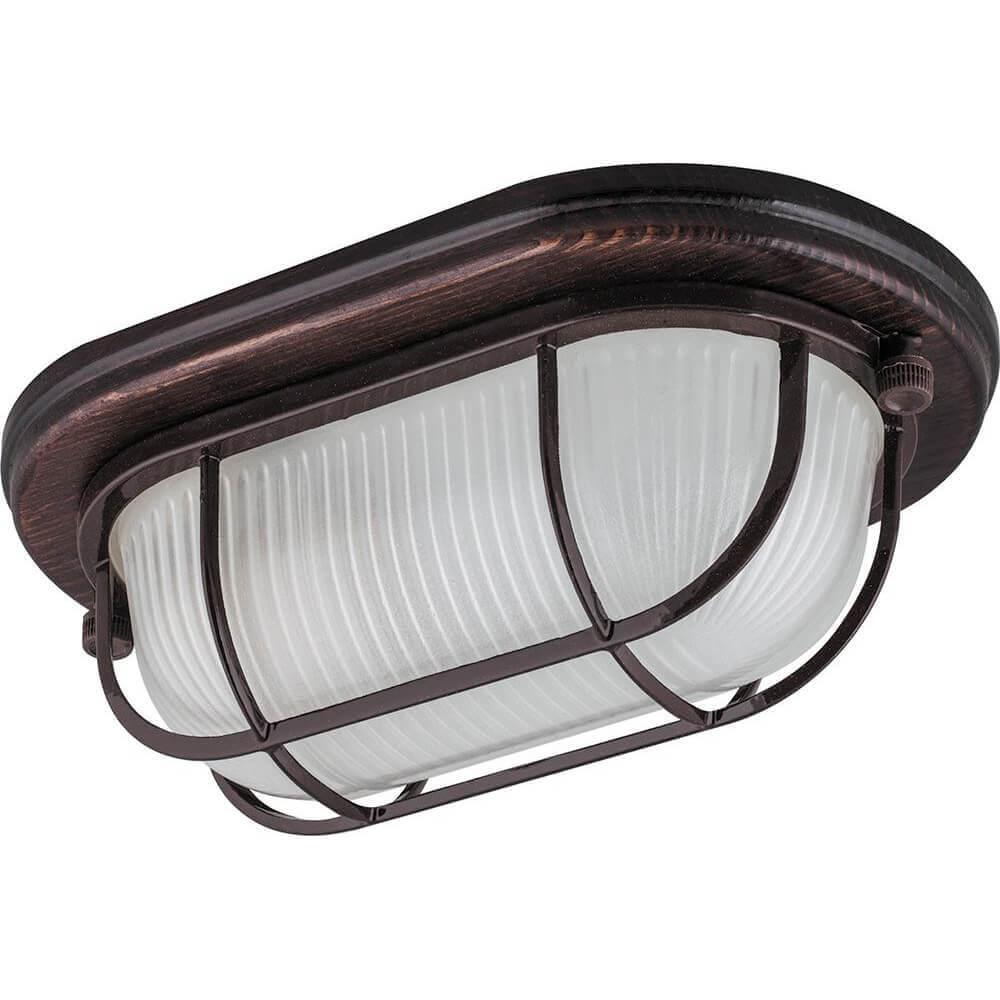 цена Настенно-потолочный светильник Feron НБО 0460022 11576 онлайн в 2017 году