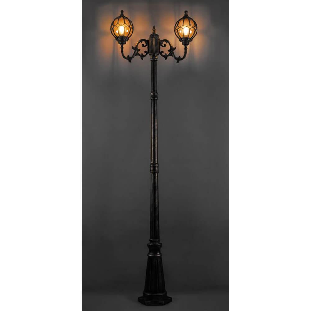 цена Садово-парковый светильник Feron PL3808 11385 онлайн в 2017 году