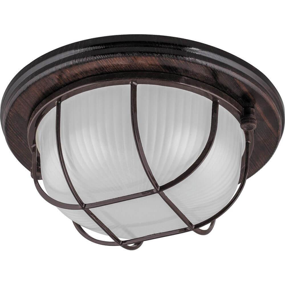 цена Настенно-потолочный светильник Feron НБО 0360022 11574 онлайн в 2017 году