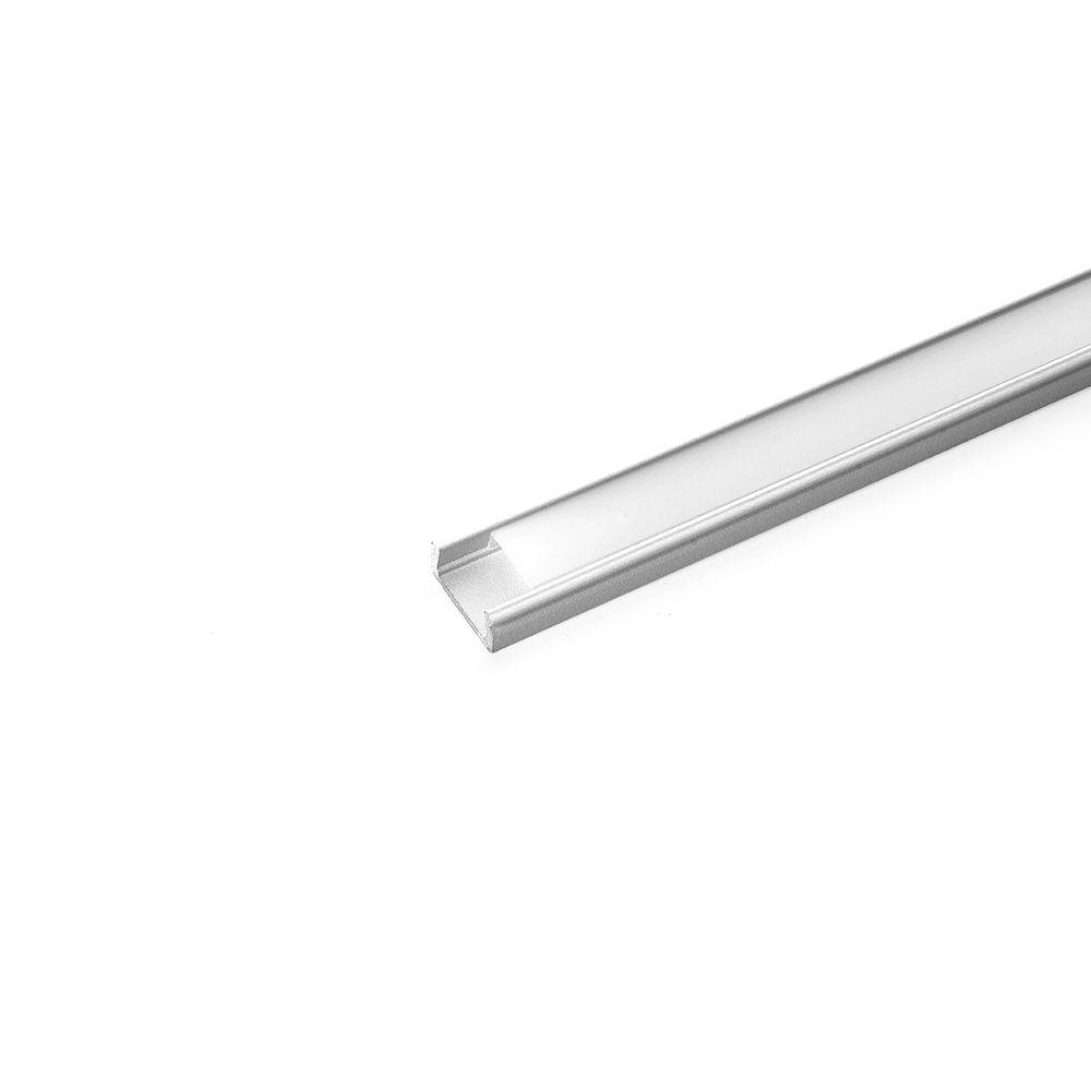Профиль алюминиевый накладной Feron CAB262 10267 feron накладной светильник feron 28935