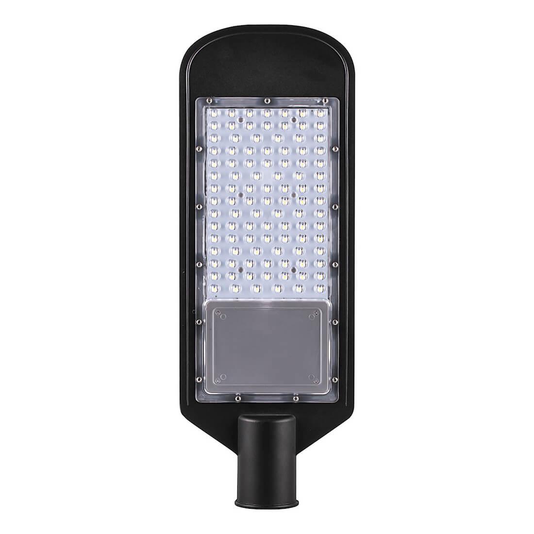Уличный светодиодный консольный светильник Feron SP3031 32576 feron 62 см ld209b 26871