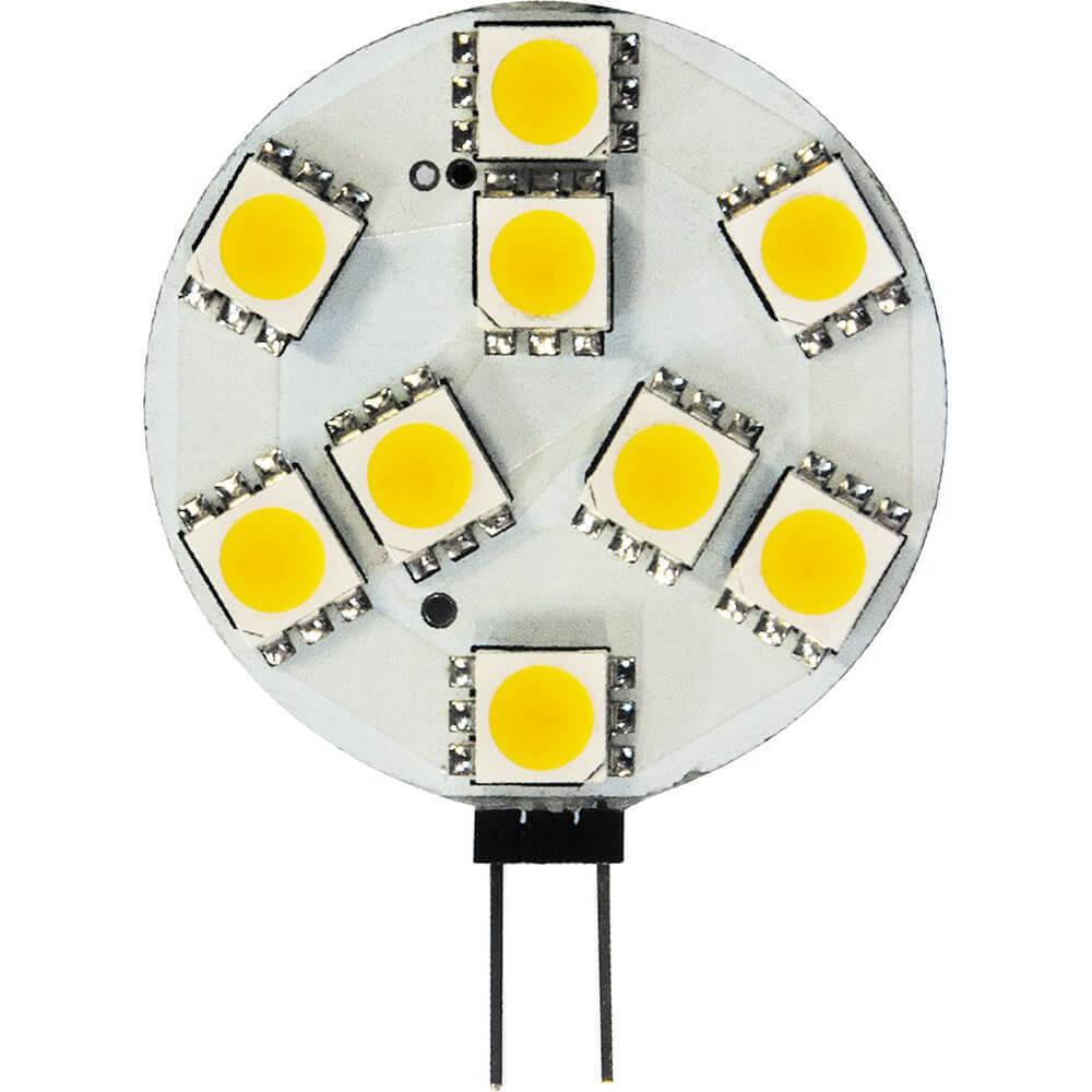 Лампа светодиодная Feron G4 3W 4000K Таблетка Матовая LB-16 25093 цена