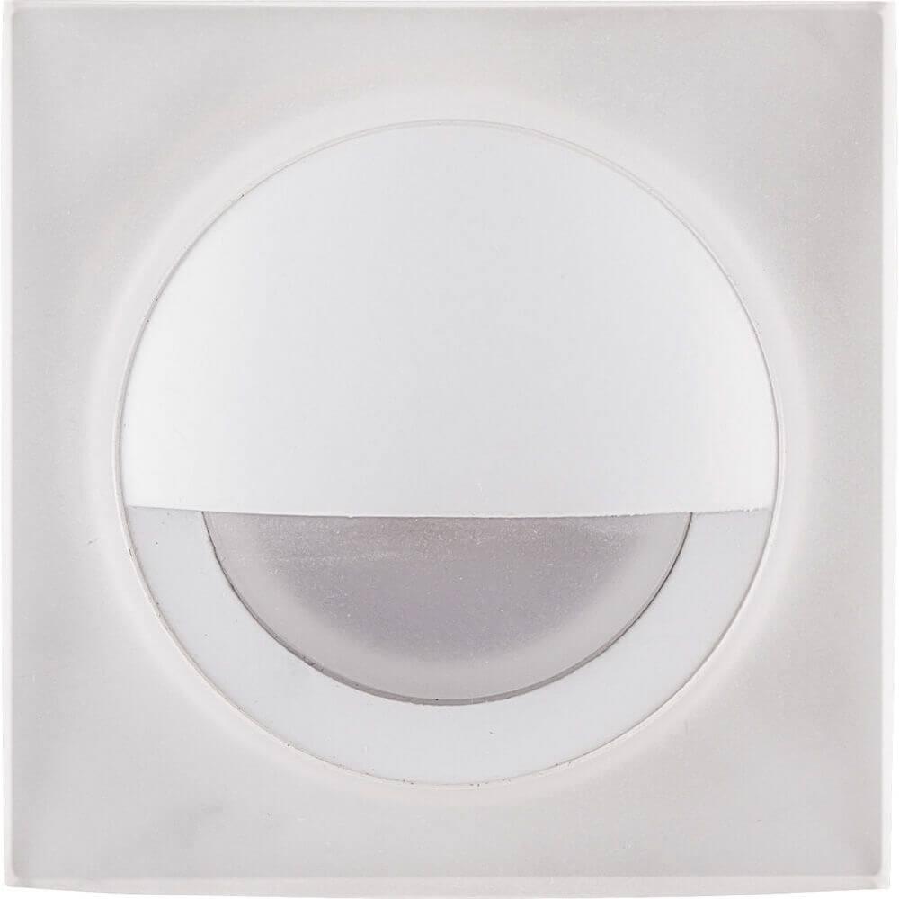 Встраиваемый светодиодный светильник Feron LN008 32665 встраиваемый светильник feron cd2120 18351