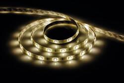 цена Светодиодная влагозащищенная лента Feron 14,4W/m 60LED/m 5050SMD теплый белый 5M LS607 27654 онлайн в 2017 году