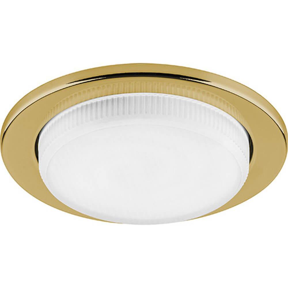 Встраиваемый светильник Feron DL53 28453 встраиваемый светильник feron cd2120 18351