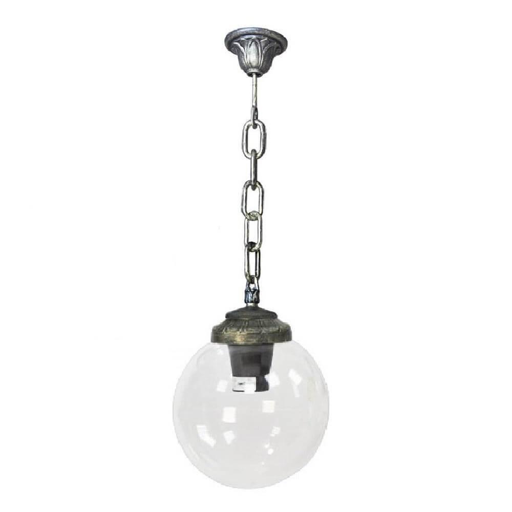 Уличный подвесной светильник Fumagalli Sichem/G250 G25.120.000.BXE27 цена и фото