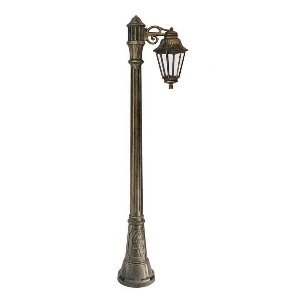 Уличный фонарь Fumagalli Artu Bisso/Anna 1L E22.158.S10.BXF1R