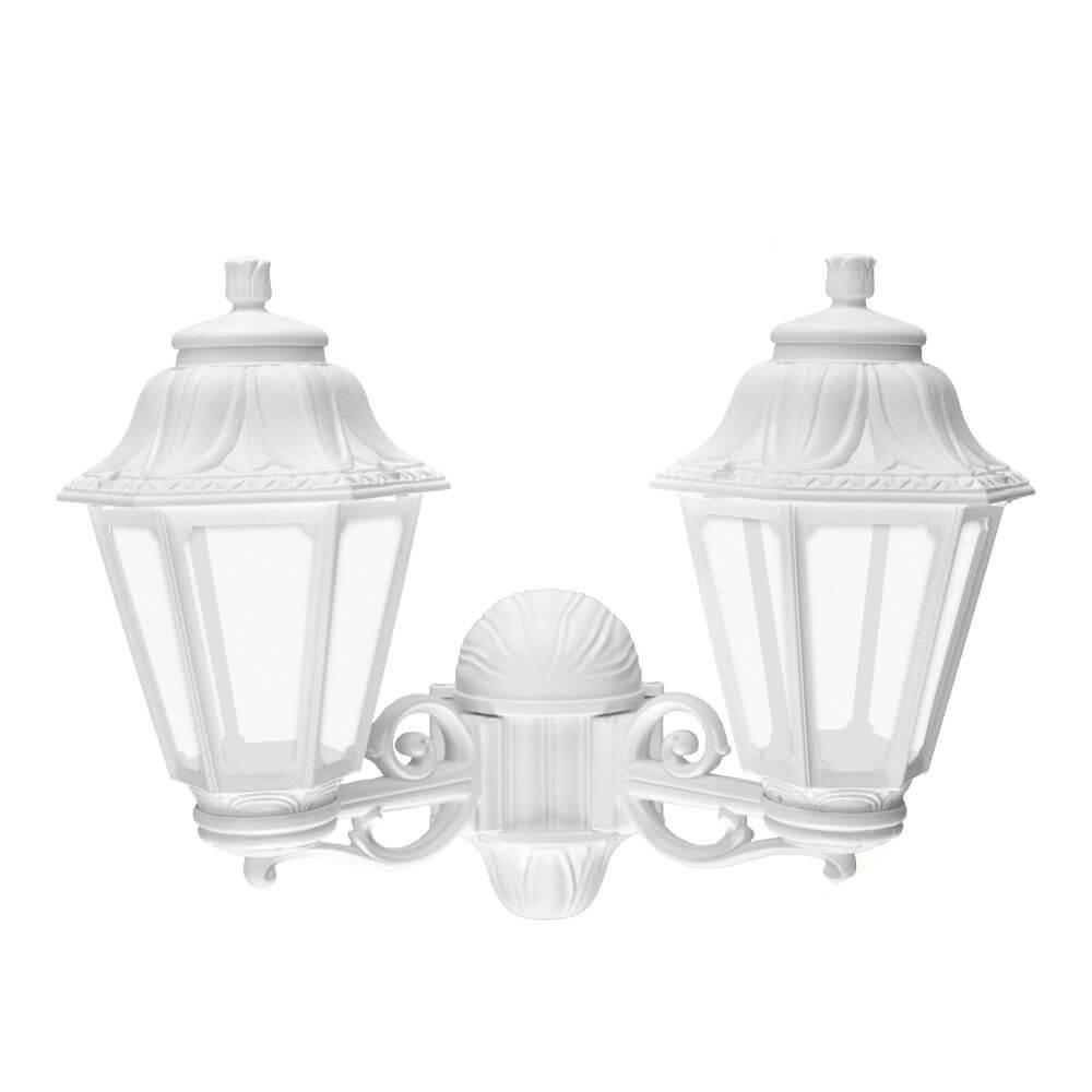 цены Уличный настенный светильник Fumagalli Porpora/Anna E22.141.000.WXF1R