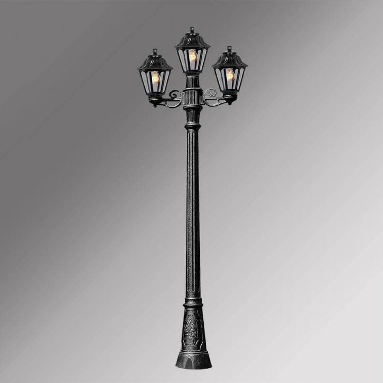 Уличный фонарь Fumagalli Artu Bisso/Anna E22.158.S21.AXF1R