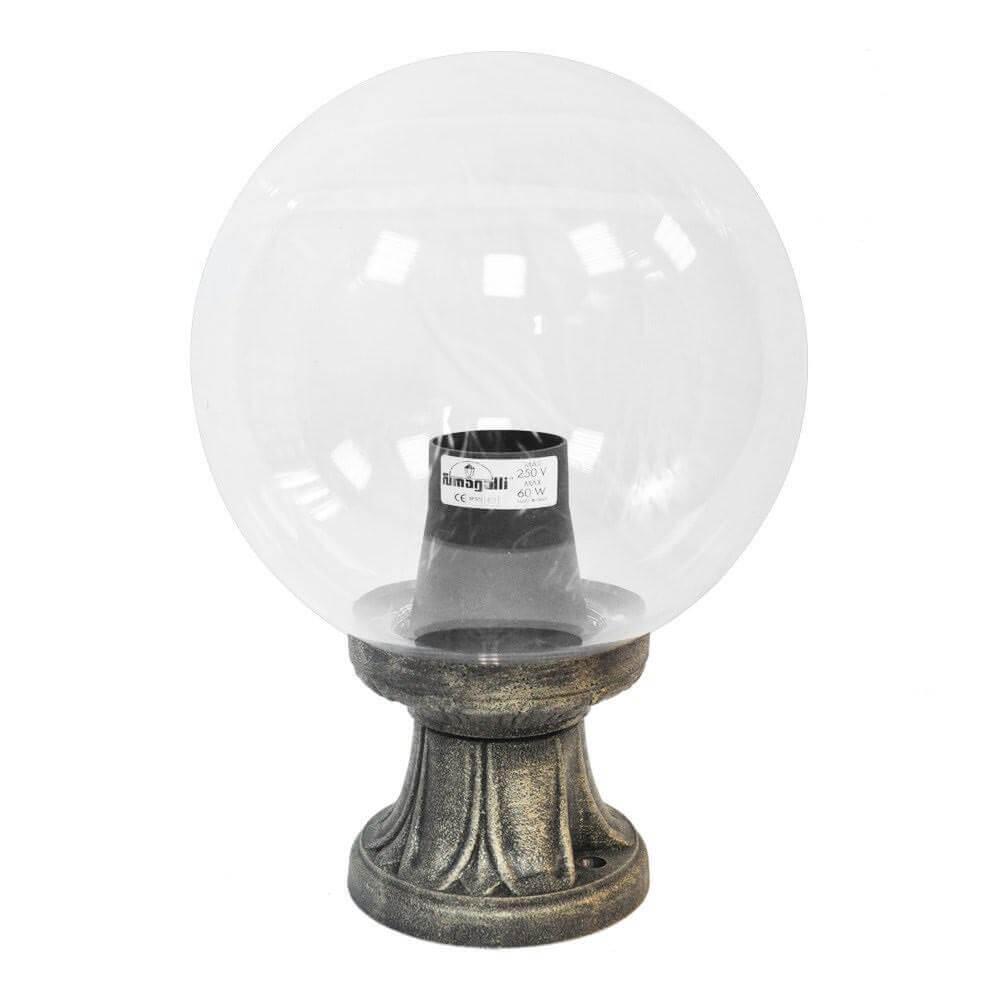 Уличный светильник Fumagalli Microlot/G250 G25.110.000.BXE27 цена и фото