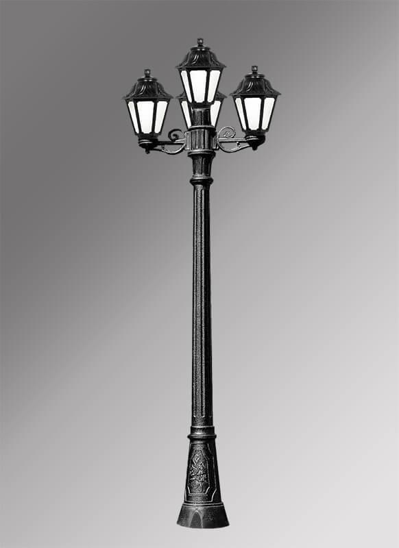 Уличный фонарь Fumagalli Artu Bisso/Anna E22.158.S31.AYF1R
