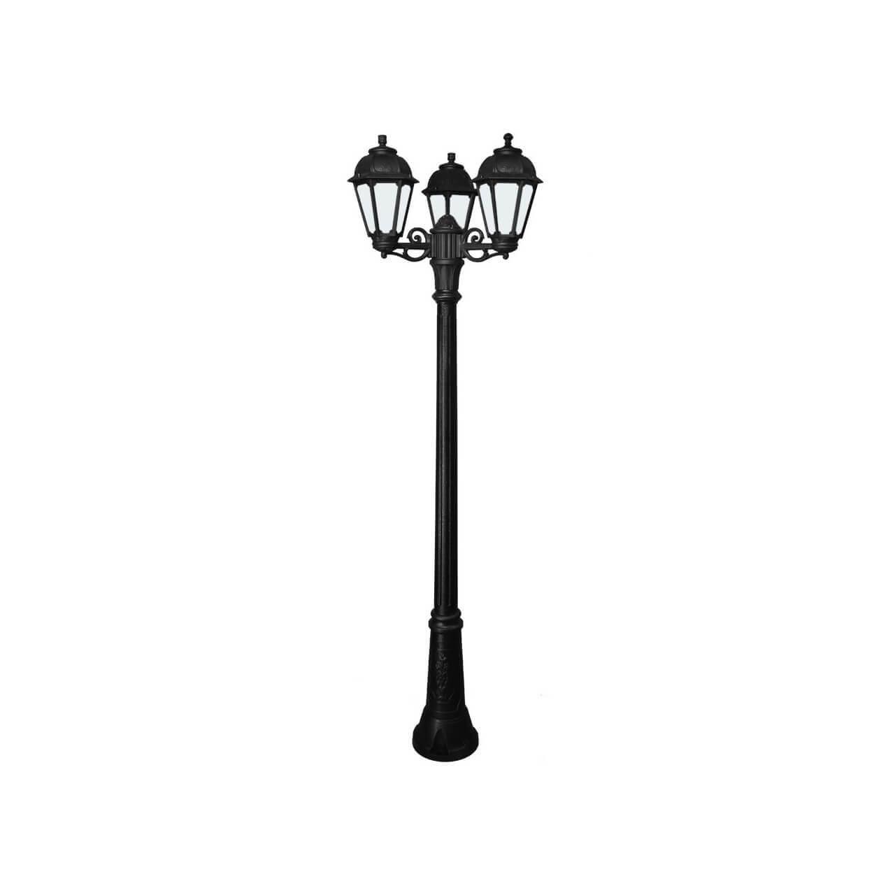 Уличный фонарь Fumagalli Artu Bisso/Anna E22.158.S30.AYF1R