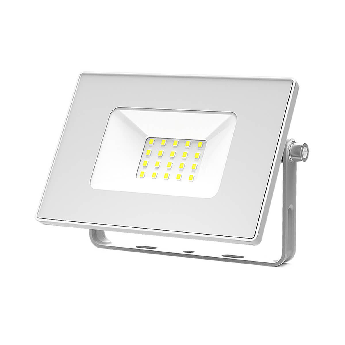 Прожектор светодиодный Gauss Slim 20W 6500К 613120320 все цены