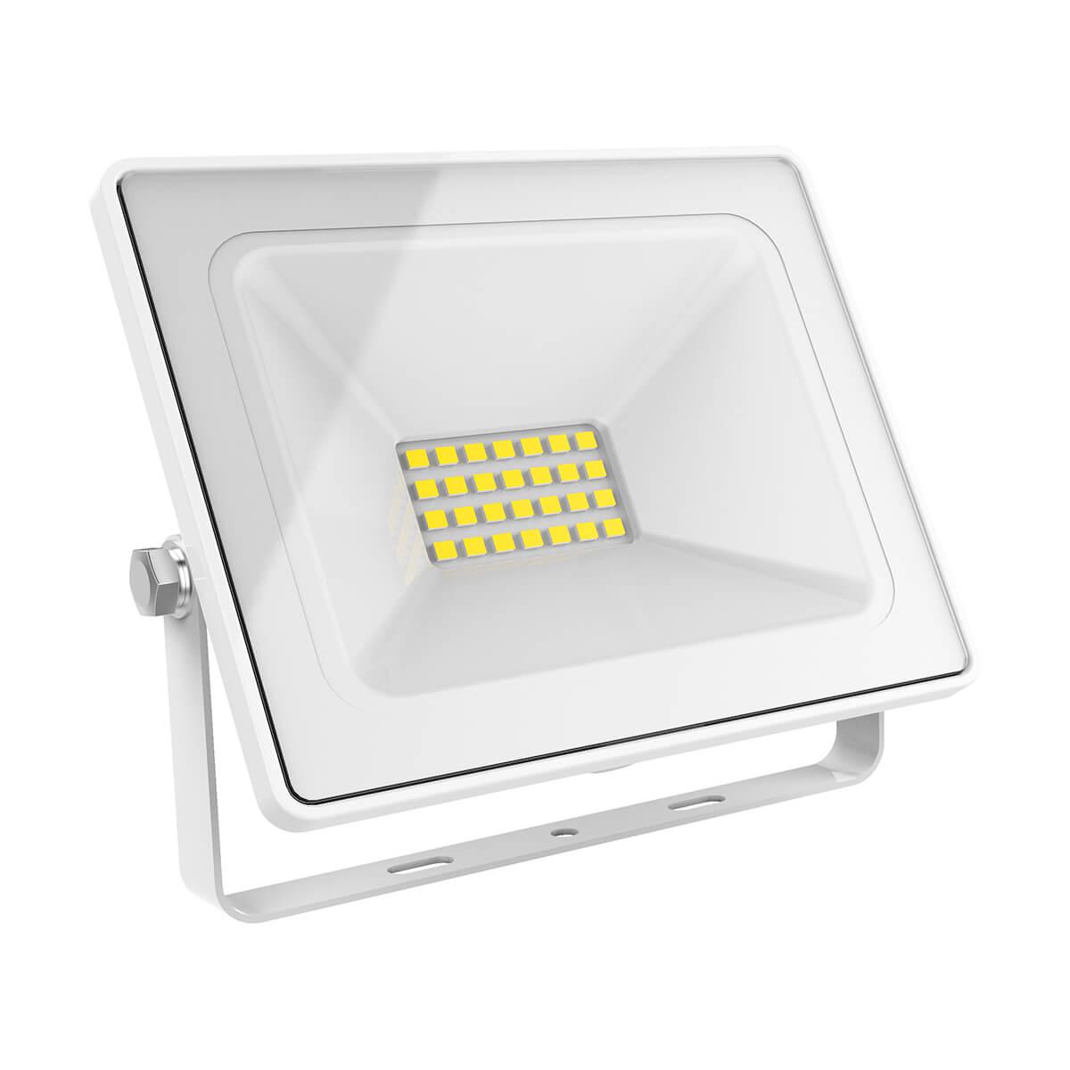 Прожектор светодиодный Gauss Slim 30W 6500К 613120330 все цены