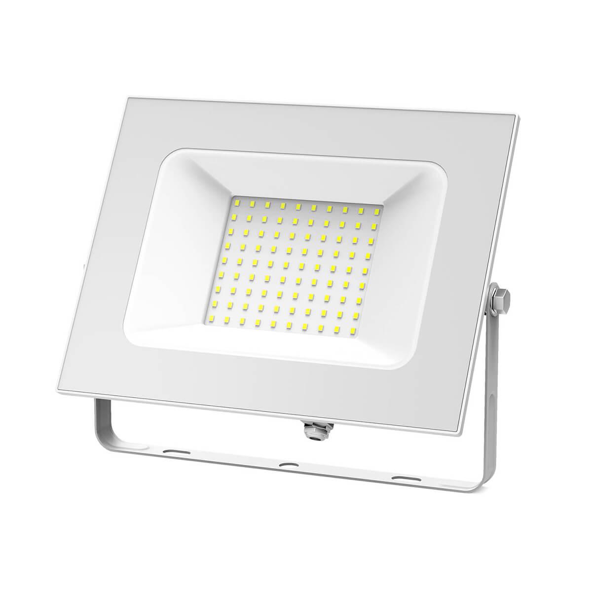Прожектор светодиодный Gauss Slim 70W 6500К 613120370 все цены