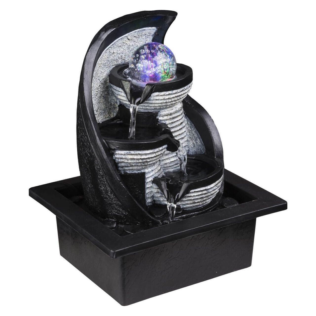 Настольная лампа Globo Albert 93022 фонтан декоративный с подсветкой globo albert 93022
