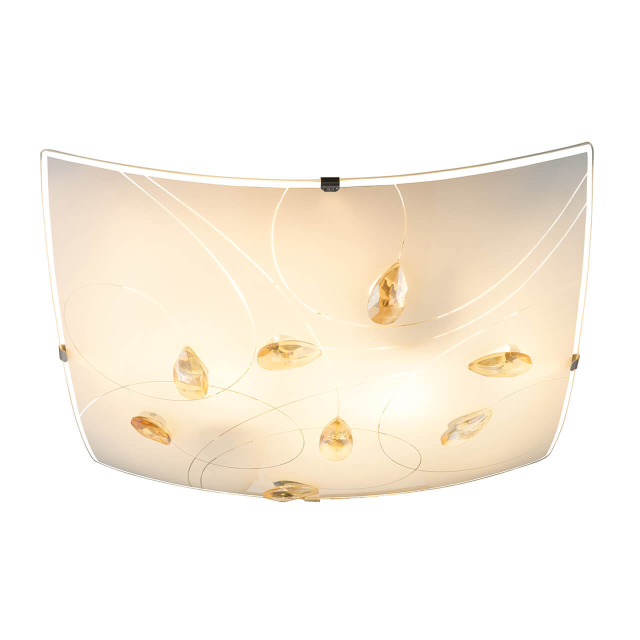 Настенно-потолочный светильник Globo Taveuni 40393 настенно потолочный светильник спот коллекция dante 57994 1 хром globo глобо